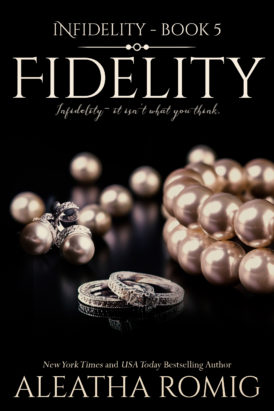 """""""Fidelity"""" Cover Reveal"""