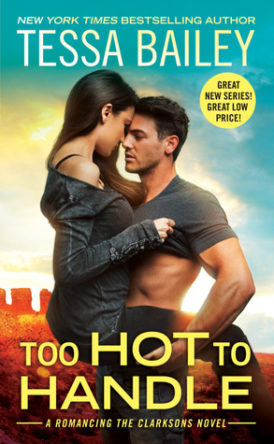 """Too Hot To Handle"" Book Review"