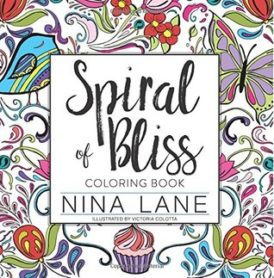 Spiral of Bliss Coloring Book Blitz/ Giveaway**