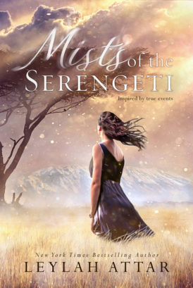 Mists of The Serengeti Cover Reveal