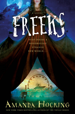 """""""Freeks"""" Book Review/ Giveaway**"""