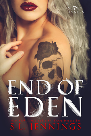 End Of Eden by S.L. Jennings