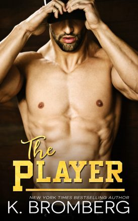 """The Player"" Cover Reveal"