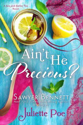 Surprise Sawyer Bennett Book Announcement
