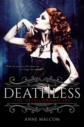 Deathless Cover Reveal/ Giveaway**