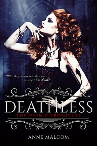 Deathless by Anne Malcom