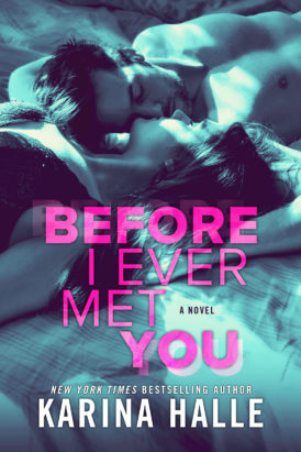 """Before I Ever Met You"" Cover Reveal"
