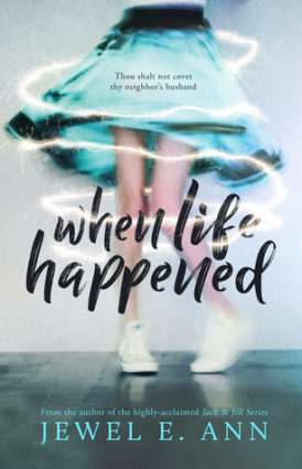 When Life Happened Cover Reveal