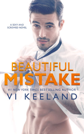 Beautiful Mistake Cover Reveal