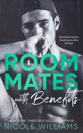 Roommates With Benefits Cover Reveal