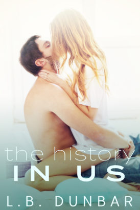 The History In Us Cover Reveal/ Giveaway**