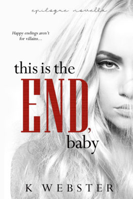 Need to Read! This Is The End, Baby