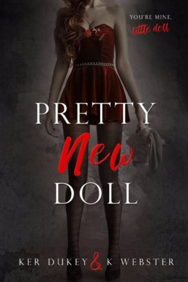 Pretty New Doll Cover Reveal/ Giveaway**