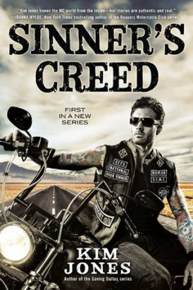 Sinner's Creed Book Review