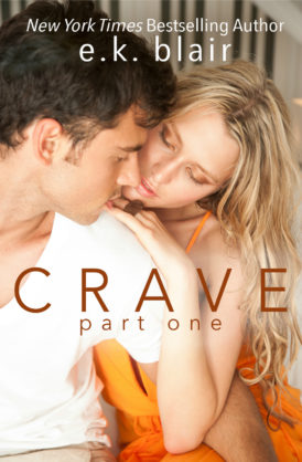 Crave: Part 1 Cover Reveal