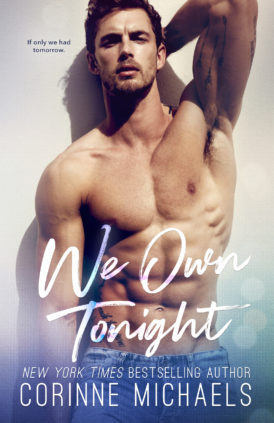 We Own The Night Cover Reveal