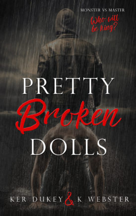 Pretty Broken Dolls Cover Reveal / Giveaway**