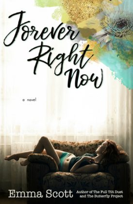 Forever Right Now Book Review/ Giveaway**