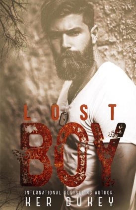 LOST BOY Cover Reveal/ Giveaway*