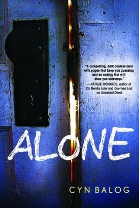 Alone Book Review/ Giveaway**