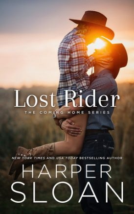 Lost Rider Book Review