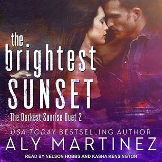 The Brightest Sunset by Aly Martinez