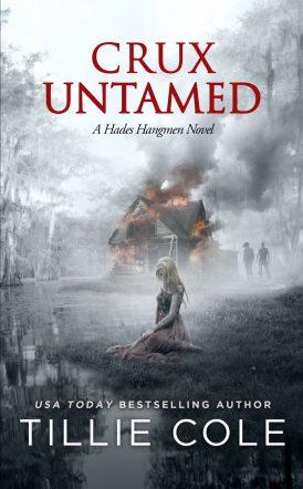 Crux Untamed Cover Reveal