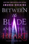 Between The Blade And The Heart Book Review/ Giveaway*
