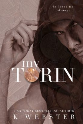 My Torin Cover Reveal/ Giveaway