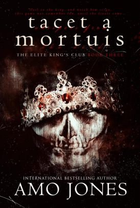 Tacet a Mortuis Cover Reveal