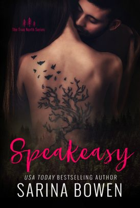 Speakeasy Cover Reveal
