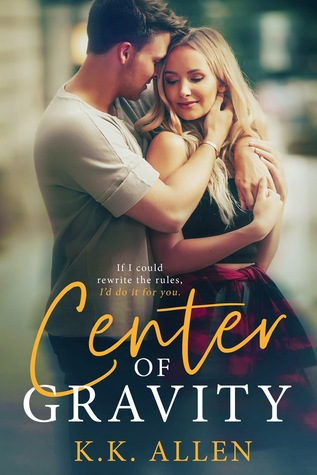 Center of Gravity by K.K. Allen