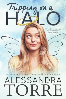 Tripping On A Halo Cover Reveal
