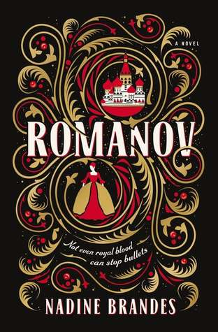 Romanov by Nadine Brandes