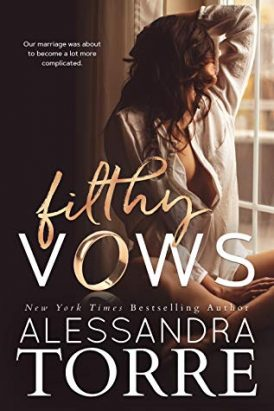 Filthy Vows Cover Reveal