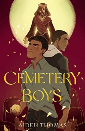 Cemetery Boys Book Review
